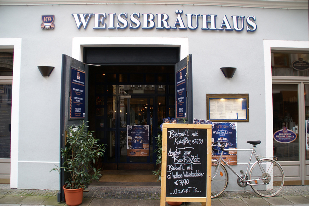 Gute Restaurants Regensburg