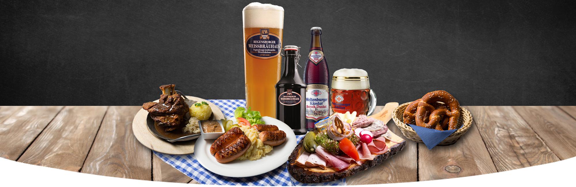 Bayrisch Essen Regensburg