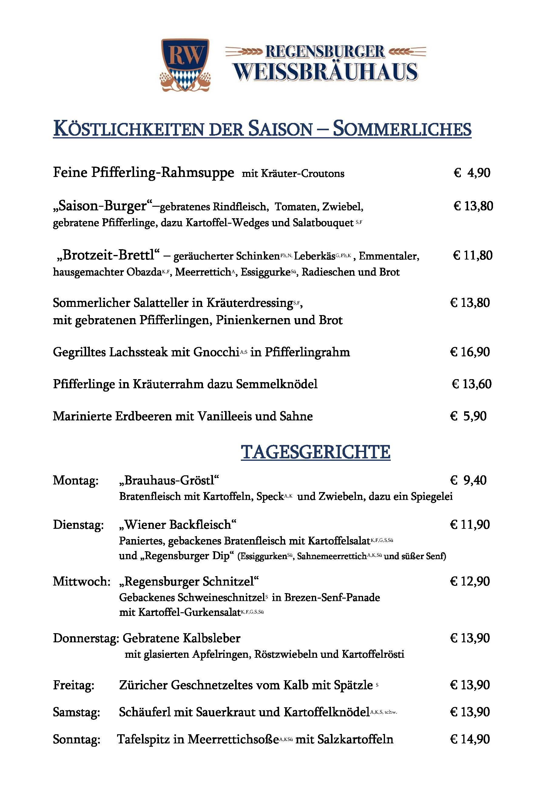 Karte Regensburg Altstadt.Restaurant Regensburg Essen In Regensburg Bayrische Kuche